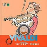 Antonio Vivaldi + 1 CD