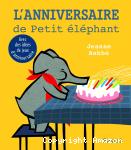 L'anniversaire de petit éléphant