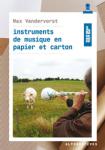 Instruments de musique en papier et carton