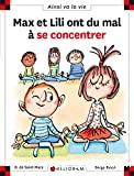 Max et Lili ont du mal à se concentrer