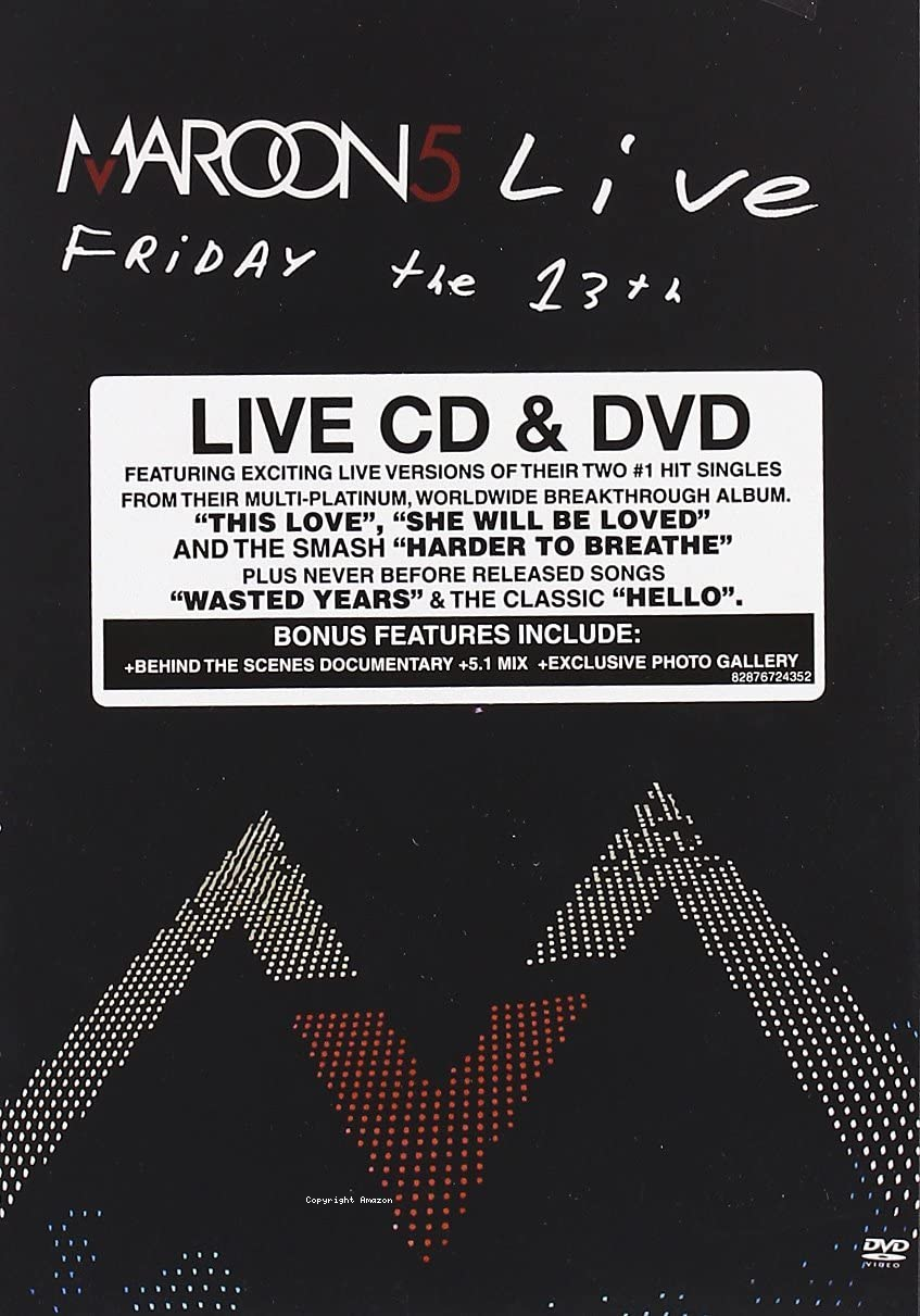 Friday the 13th : Live
